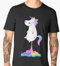Unicorn Fart Men's Premium T-Shirt