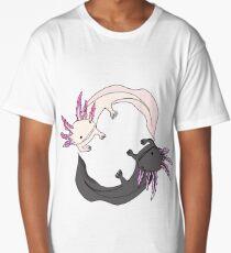 Axolotls Long T-Shirt