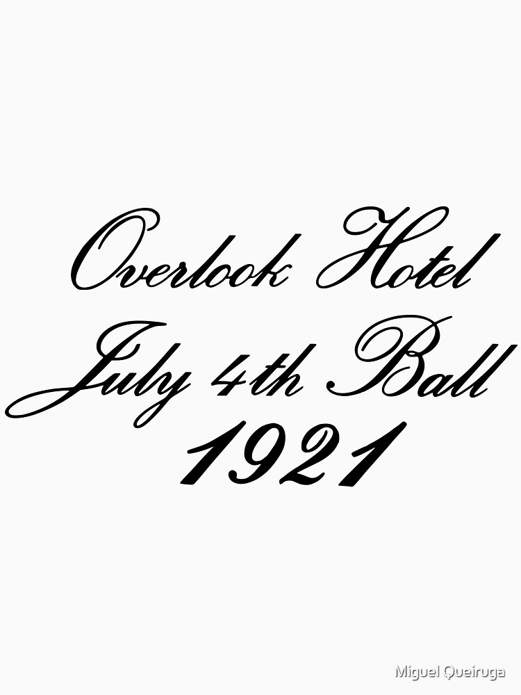 Overlook Hotel, July 4th Ball 1921 by qqqueiru