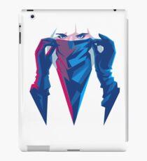 Atomic Assassin iPad Case/Skin