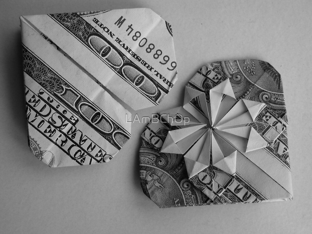 Heart of Money by LAmBChOp