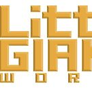 LittleGiantWorld Logo #1 by littlegiant