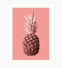 Pineapple 04 Kunstdruck