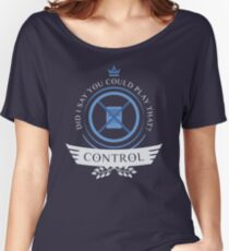 Control Life V1 Women's Relaxed Fit T-Shirt
