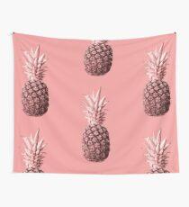 Pineapple 04 Wandbehang