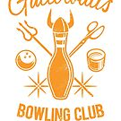 Gutterballs Bowling Club by heavyhand