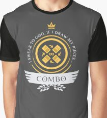Combo Life V1 Graphic T-Shirt