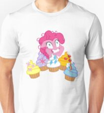 my little pony pinkie pie cupcakes 2 T-Shirt