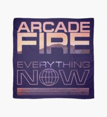 Arcade Fire - Everything Now Scarf