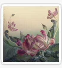 Flower Gunby Sticker