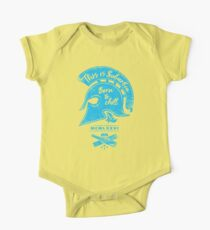 Born to chill Kids Clothes