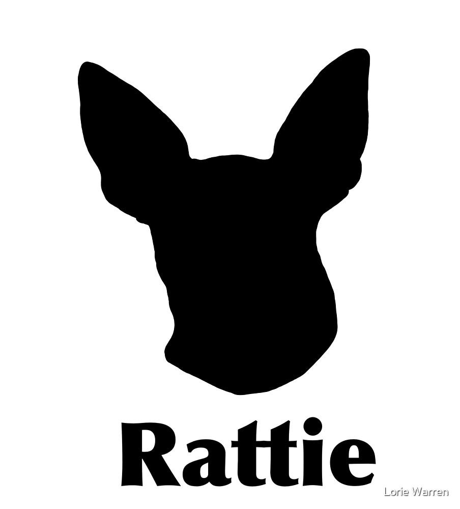 Rat Terrier by Lorie Warren