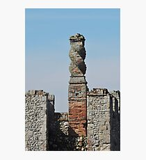The Twisted Chimney Photographic Print