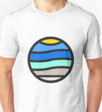At the Beach Unisex T-Shirt
