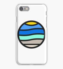 At the Beach iPhone Case/Skin