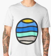 At the Beach Men's Premium T-Shirt