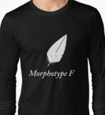 Ancient feathers type MF blank Long Sleeve T-Shirt