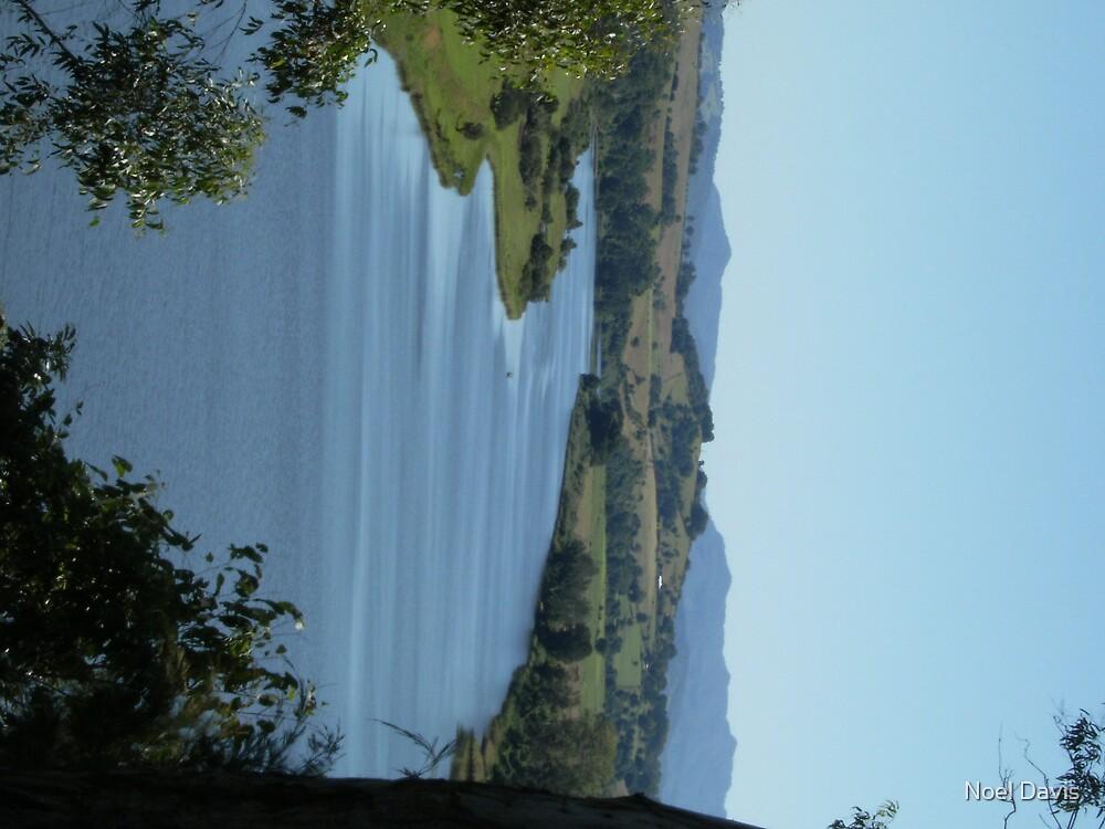 Taree River by Noel Davis