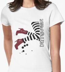 Bootz Women's Fitted T-Shirt