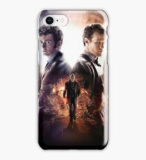 Doctor Who – Time of the Doctor Poster iPhone Case/Skin