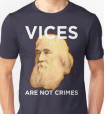 Lysander Spooner Vices are not Crimes T-Shirt