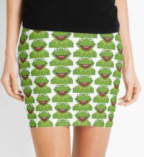 Kermit The Muppets Pixel Character Mini Skirt
