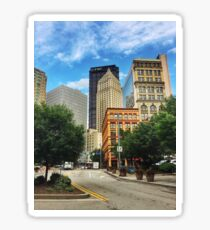 Downtown Pittsburgh Sticker