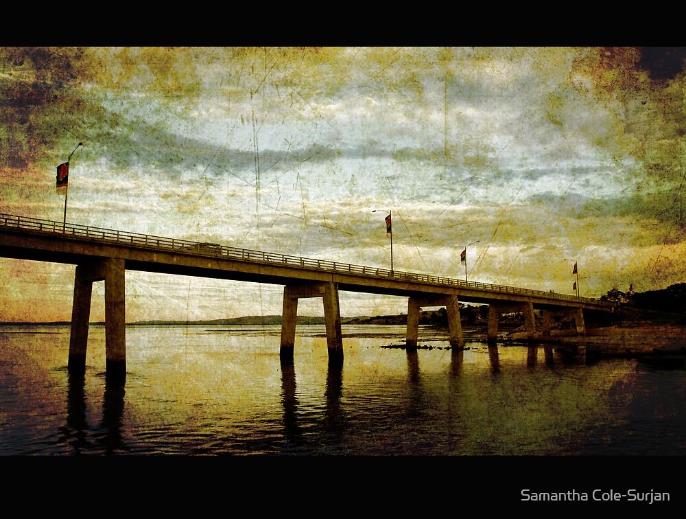 San Remo to Phillip Island Bridge by Samantha Cole-Surjan