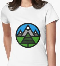 Forest Women's Fitted T-Shirt