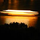 Paddle Steamer Warp Speed by Dors