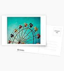Aquamarine Dream Postcards