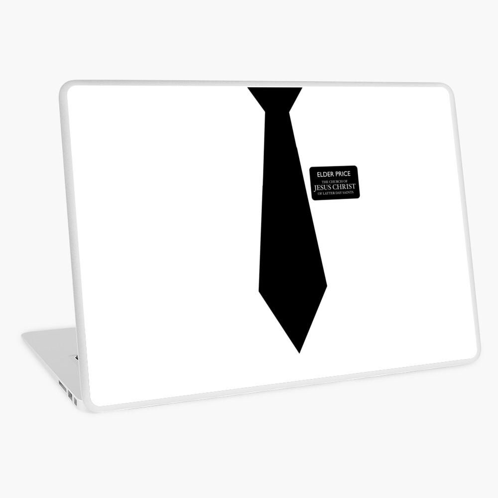 Ältester Preis - Buch Mormon Laptop Folie