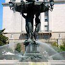 Bartholdi Fountain - Washington D C by ctheworld