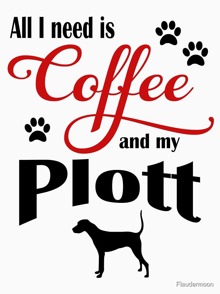 Coffee and my Plott by Flaudermoon