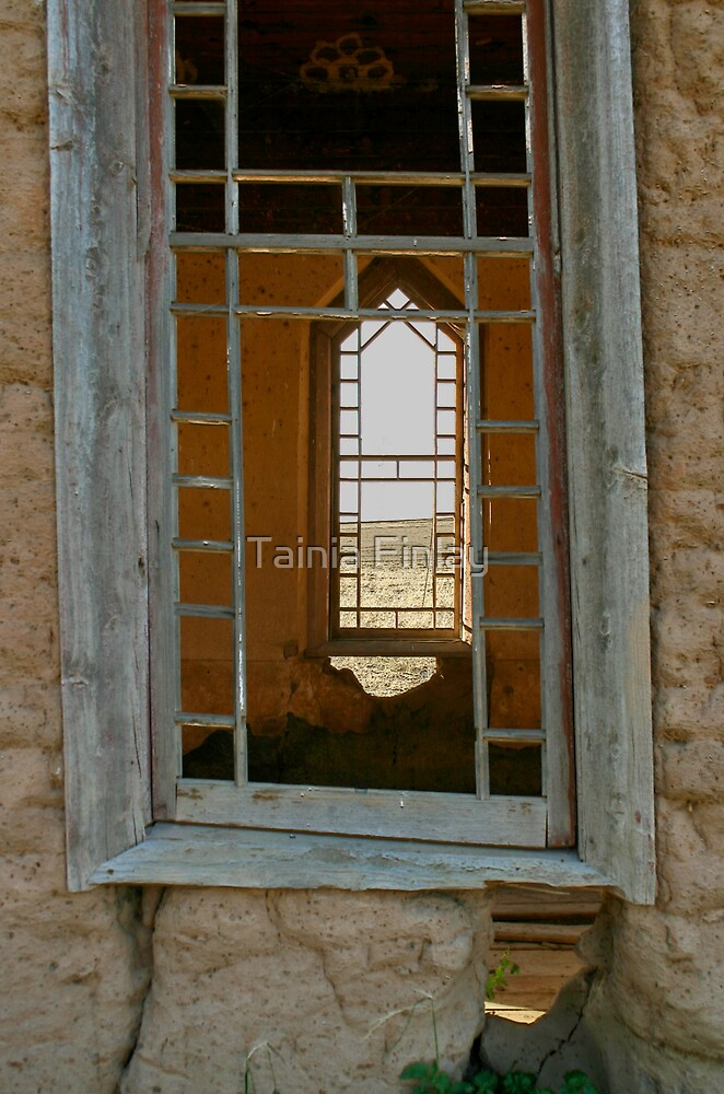 New Light Through Old Windows by Tainia Finlay