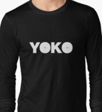 Yoko Ono - Yes Long Sleeve T-Shirt