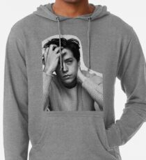 cole sprouse Lightweight Hoodie