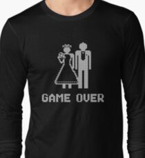 GAME OVER. MARRIED!! T-Shirt