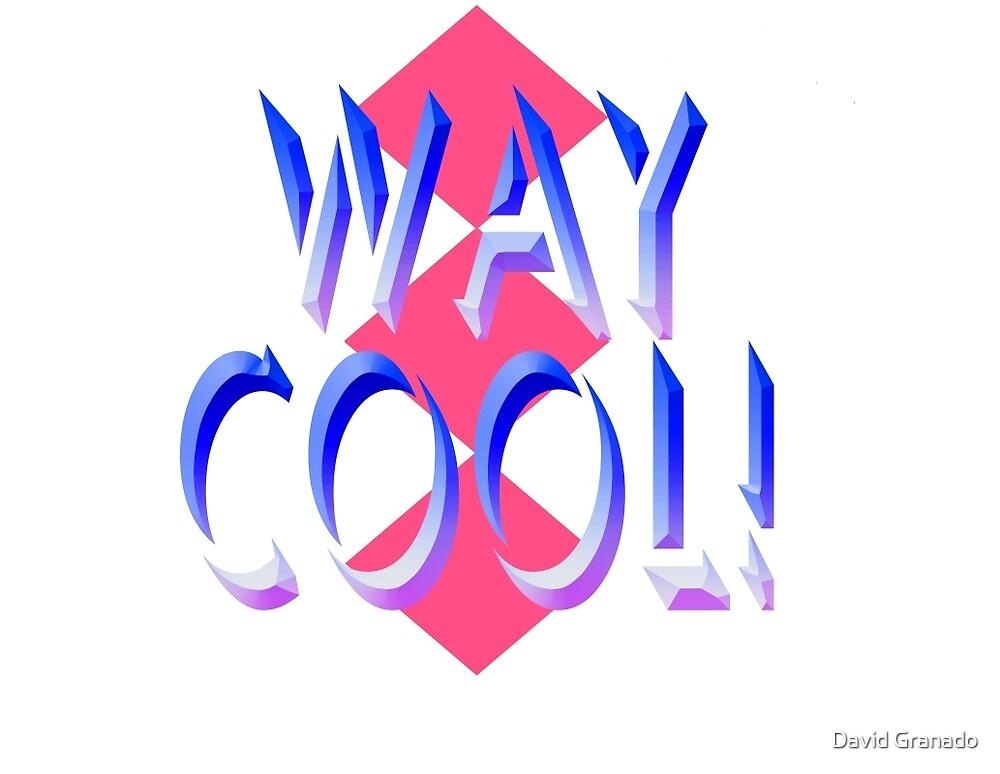 Way Cool! by David Granado