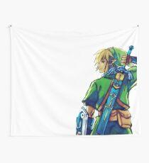 Zelda - Link Wall Tapestry