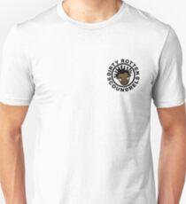 Camiseta unisex Jeru the Damaja replica D. Original Cartoon Replica promo imprime