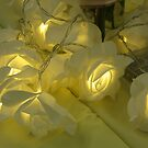 Glowing Roses by lezvee
