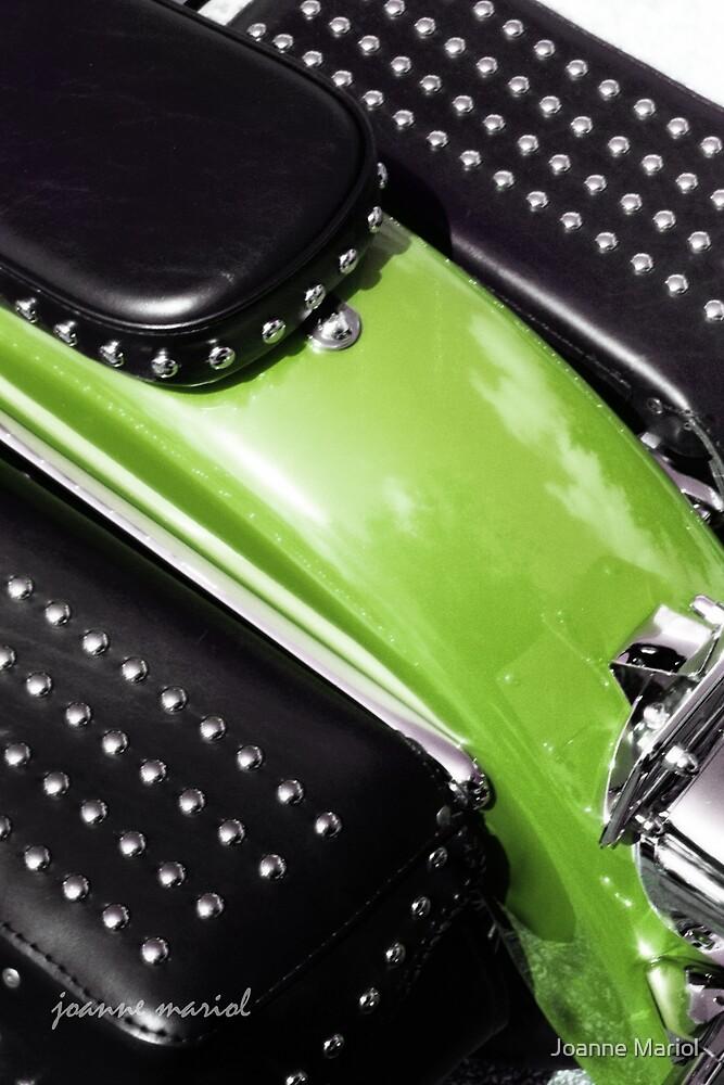 Motorcycle 3 by Joanne Mariol