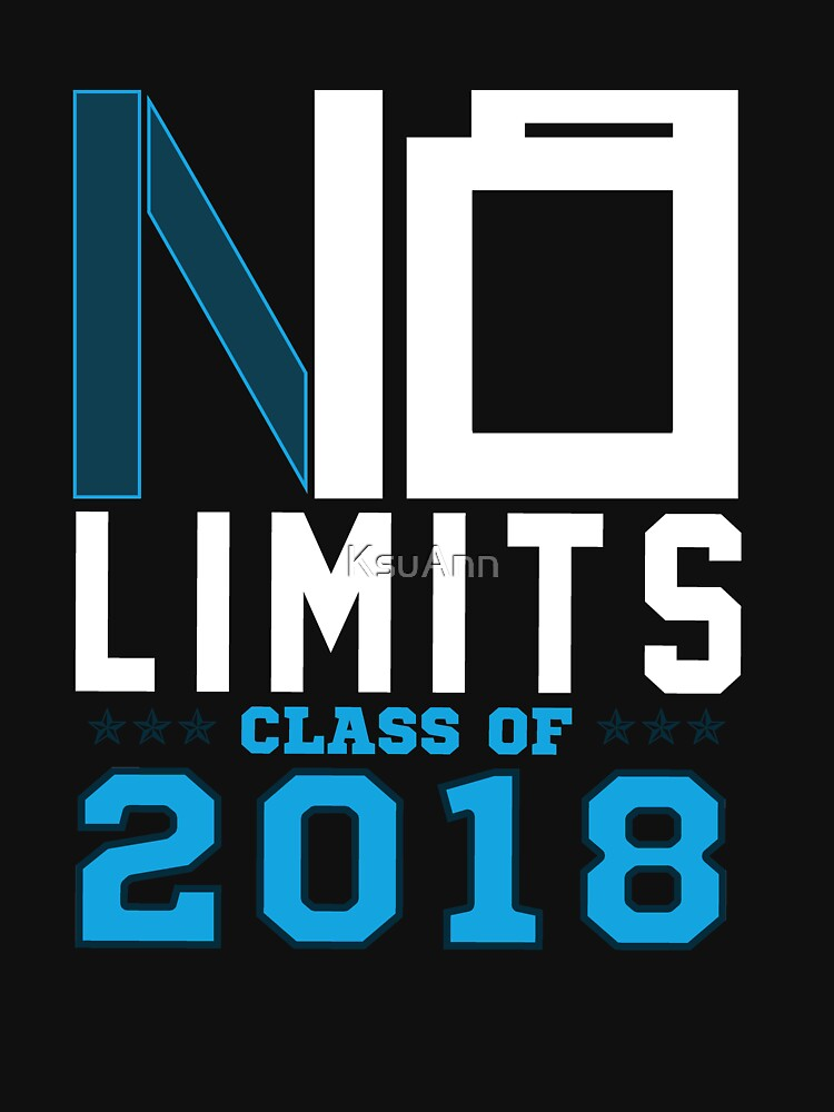 No Limits Class of 2018 by KsuAnn