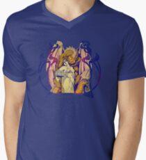 Love Kills Men's V-Neck T-Shirt