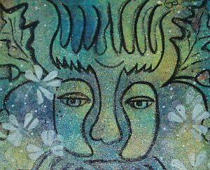 Green Man by Firebane
