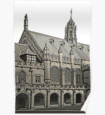 Sydney University Quadrangle # 4 Poster
