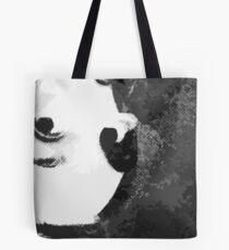 Woman In Ink Tote Bag
