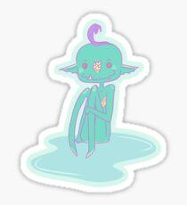 Water Goblin Sticker