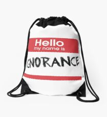 Who's your new Best Friend? Drawstring Bag